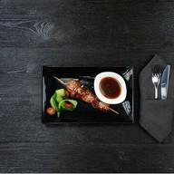 Шашлычок из свинины с соусом терияки Фото