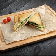 Сэндвич вегетарианский Фото