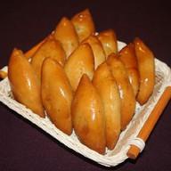 Пирожки с капустой и яйцом Фото