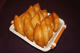 Пирожки с картофелем и грибами - Фото