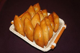 Пирожки с мясом и рисом - Фото