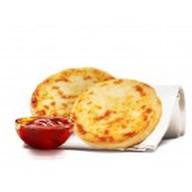 Сырники с брусничным соусом Фото