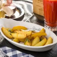 Гарнир молодой картофель с розмарином Фото