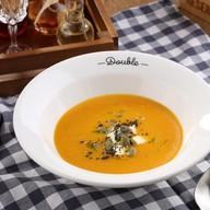Суп-крем из сладкой тыквы Фото