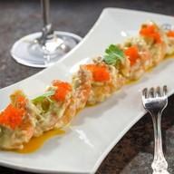 Креветки Васаби с манговым соусом Фото