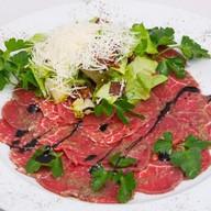 Карпаччо из говядины Фото