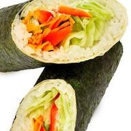Суши-рап овощной Фото
