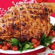 Окорок свиной запеченный Фото