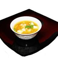 Мисо суп с дарами моря Фото