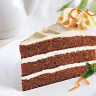 Торт сливочный Фото