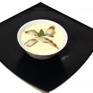 Сырный суп с угрем Фото
