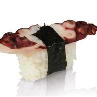 Суши с осьминогом Фото