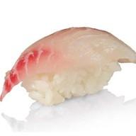 Суши с морским окунем Фото