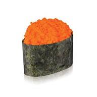 Гункан оранжевой тобико Фото