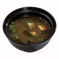 Мисо суп с икрой Фото