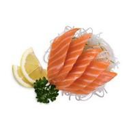 Сашими с лососем Фото