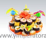 Суши-торт Малибу Фото
