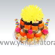 """Суши-торт """"Сюрприз"""" Фото"""