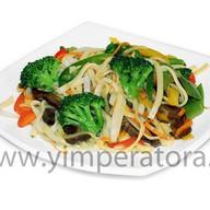 Лапша Удон с овощами Фото