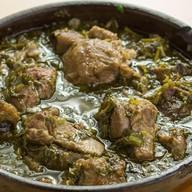 Чакапул - мясо молодого барашка Фото