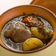 Чанахи - баранина в глиняном горшочке Фото