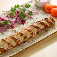 Люля кебаб из телятины и курицы Фото