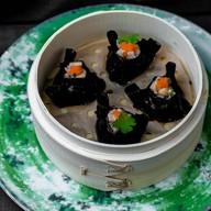 Димсамы с лососем Фото