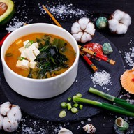 Мисо суп овощной Фото