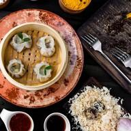 Димсамы с овощами и сыром тофу Фото