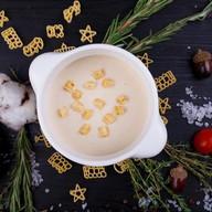 Сливочный суп-крем из картофеля Фото