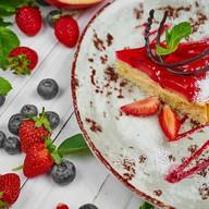 Тарт клубничный (крем-брюле) Фото