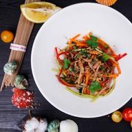 Салат с уткой бон-бон Фото