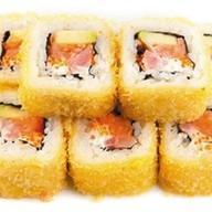 Спайси лосось темпура Фото