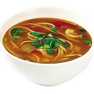 Суп удон Фото