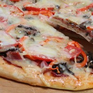 Пицца Сицилия Фото