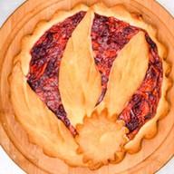 Пирог с фруктовым ассорти (песочный) Фото