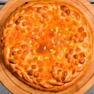Пирог со сливочным сыром и цукатами Фото