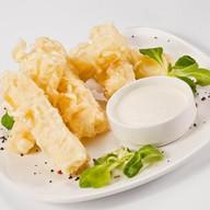 Сырные палочки темпура Фото