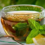 Чай мятный Фото