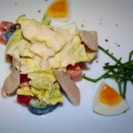 Вкусный салат красоты Фото