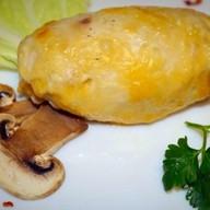 Рулеты куриные, фаршированные грибами Фото