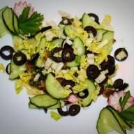 Марокканский салат Шерги Фото