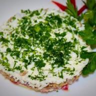 Слоеный салат с шампиньона Фото