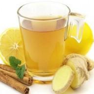 Чай имбирный с пряностями Фото