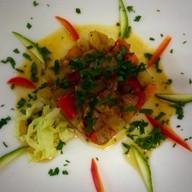 Овощное рагу из кабачков Фото