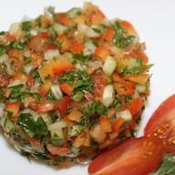Легкий овощной салат Фото