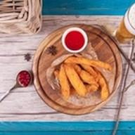 Куриные палочки в кляре с соусом чили Фото