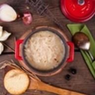 Луковый суп из печи Фото