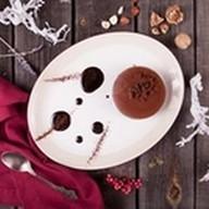 Пирожное 3 шоколада Фото