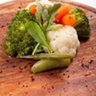 Паровые овощи Фото